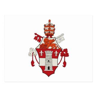 Pope John XXIIV Postcard