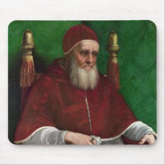 Pope Julius II by Raphael Mousepad