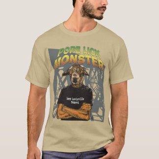 Pope Lick Monster (Goatman) T-Shirt
