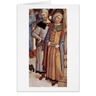 Pope Pius Ii Appointed By Bernardino Di Betto Card