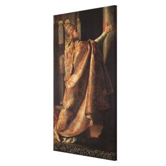 Pope Urban II Canvas Print