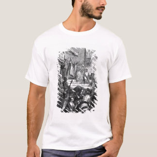 Pope Urban II  Preaching the First Crusade T-Shirt