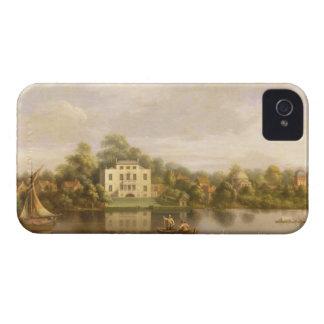 Pope's Villa, Twickenham, c.1765 (oil on canvas) Case-Mate iPhone 4 Cases