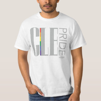 POPGAY Design Pride Collection – CLE T-Shirt