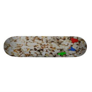 Popkorn multicolored skate deck