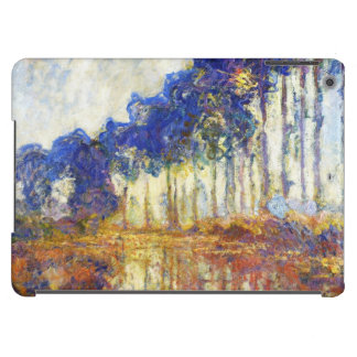 Poplars on the Banks of the River Epte Monet iPad Air Case