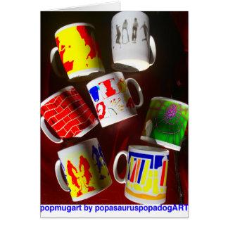popmugart by popasauruspopadogART* Card