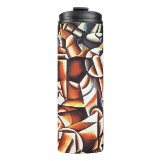 Popova's art tumbler thermal tumbler
