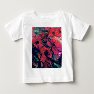 Poppies Baby T-Shirt