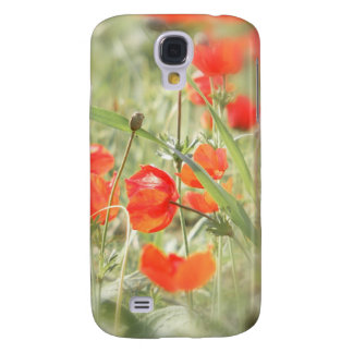 Poppies  galaxy s4 covers