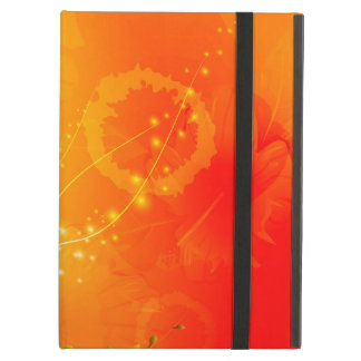 Poppies iPad Air Cover