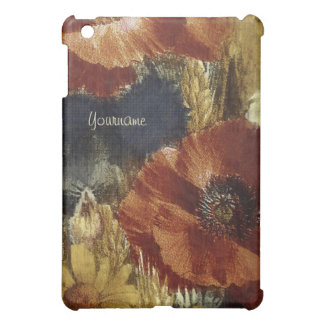 Poppies Case For The iPad Mini