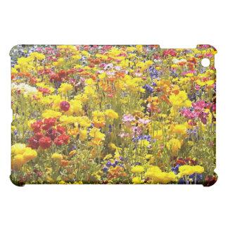 Poppies iPad Mini Cases