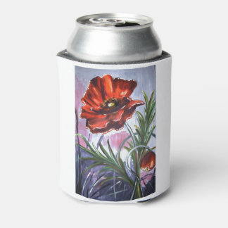 Poppies Poppy Office Personalize Destiny Destiny'S Can Cooler