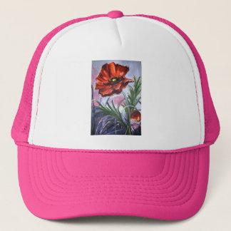 Poppies Poppy Office Personalize Destiny Destiny'S Trucker Hat