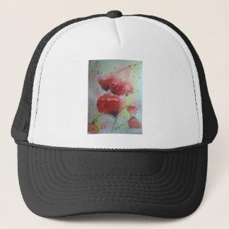 Poppies Trucker Hat