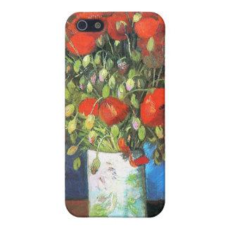 Poppies, Van Gogh iPhone 5/5S Covers