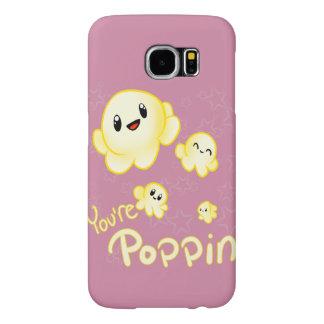 Poppin Popcorn Samsung Galaxy S6 Cases