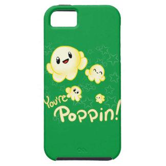 Poppin Popcorn Tough iPhone 5 Case