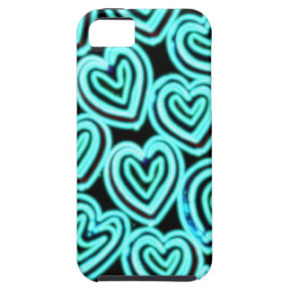 Popping Hearts Everywhere iPhone 5 Case