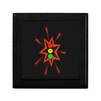 Popping Moody Stoplight Gift Box