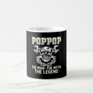 Poppop -The Man Coffee Mug