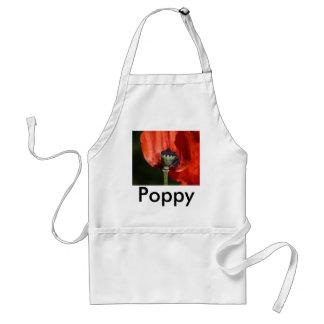 Poppy Adult Apron