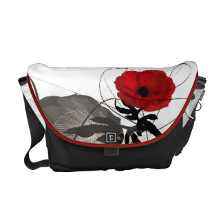 Poppy Bag Courier Bag