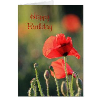 Poppy Card 1