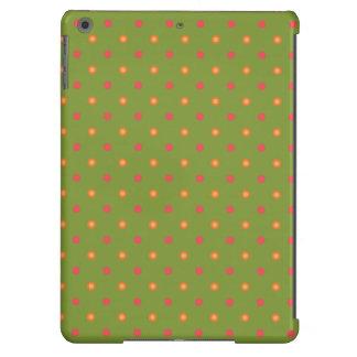 Poppy Colours Polka Dots iPad Case-Mate Case