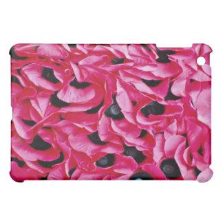 Poppy day flowers iPad mini cases