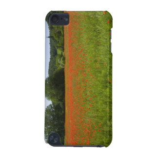 Poppy field, Chiusi, Italy iPod Touch (5th Generation) Cases