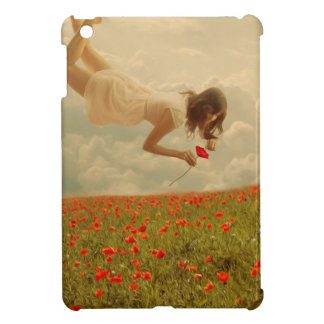 Poppy Field iPad Mini Cover