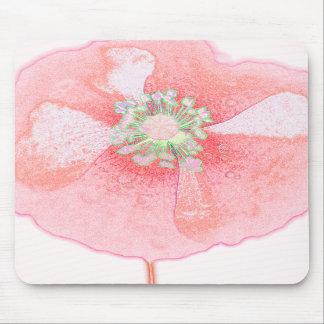 Poppy field mousemat