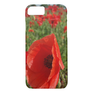Poppy Field Phone Case