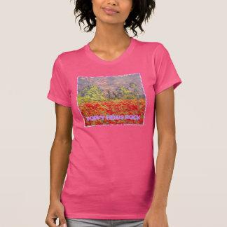 poppy fields rock t shirt