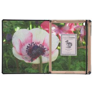 Poppy Flower iPad Covers