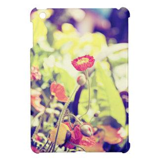 Poppy Flower iphone case iPad Mini Cover
