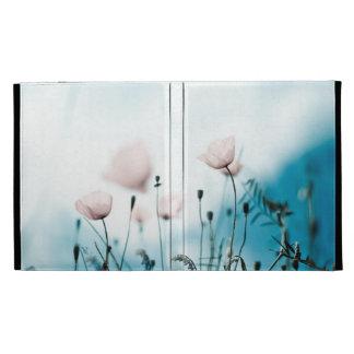 Poppy Flowers iPad Case