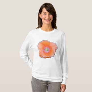 Poppy Head 1n By KABFA Designs T-Shirt