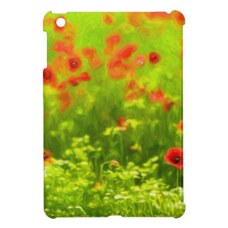 poppy I iPad Mini Cover