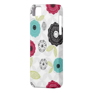 Poppy iPhone 5 Cover