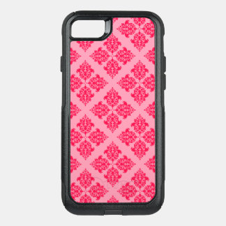 Poppy Moroccan Damask OtterBox Commuter iPhone 8/7 Case