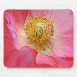 Poppy Mouse Pad