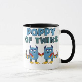Poppy of Twins