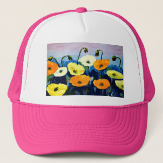 Poppy Office Home Personalize Destiny Destiny'S Trucker Hat
