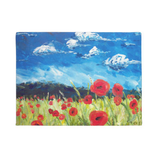 Poppy Outdoor Mat