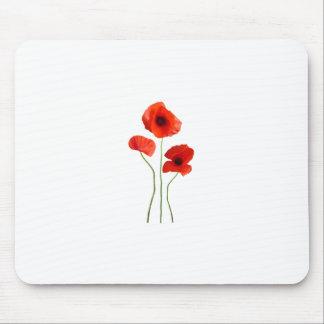 poppy - poppy mousepad