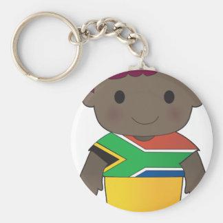 Poppy South Africa Boy Keychains