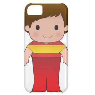 Poppy Spain Boy iPhone 5C Cases
